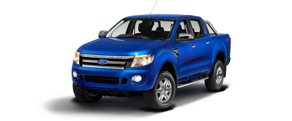 2012 ford ranger design
