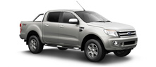 2012 ford ranger double cab 4WD pickup truck now available at Jim Autos Thailand
