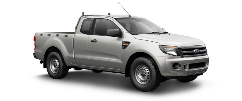 Ford Ranger Open Extra Cab 4x2 2WD pickup truck
