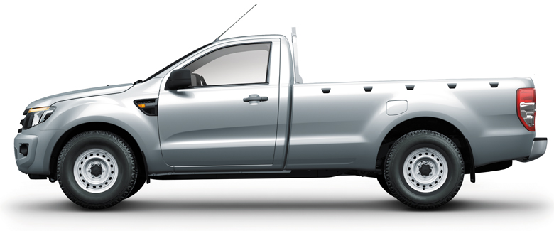 Ford Ranger Single Standard Cab 4x2 2WD pickup truck