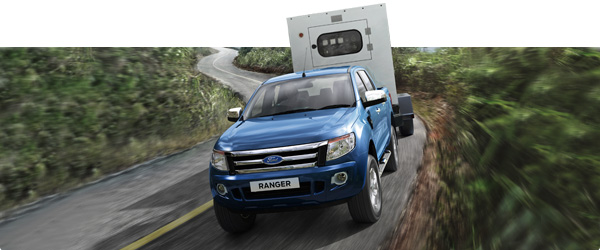 2012 Ford Ranger new standard in technology