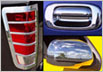 Chrome accessories from Thailand's top 4x4 Toyota Hilux Vigo, Mitsubishi L200 Triton, Nissan Navara, Ford Ranger, Chevy Colorado and other 4x4 accessories