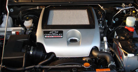 Chevy Colorado 2008 engine view - Get your Chevy now at Jim Autos Thailand and Jim 4x4 Thailand