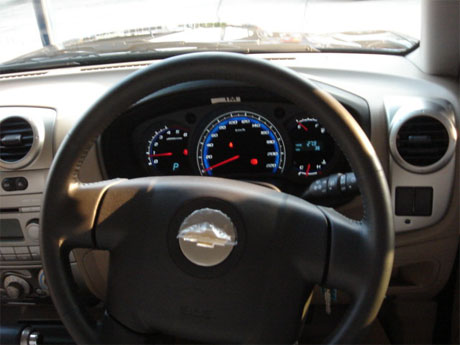 Chevy Colorado 2008 steering - Get your Chevy now at Jim Autos Thailand and Jim 4x4 Thailand