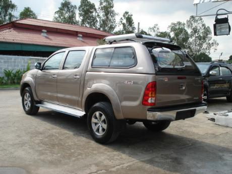 canopy new Toyota Hilux Vigo Double Cab at Thailand's top Toyota Hilux Vigo</a>dealer Jim Autos Thailand