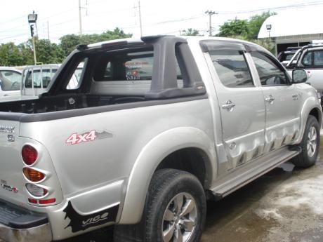 Toyota Hliux Vigo Accessories Vigo Accessory Thailand On
