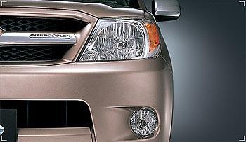 2012 Toyota Hilux Vigo Smart 4x2 Extended Cab 2 Wheel Drive Prerunner